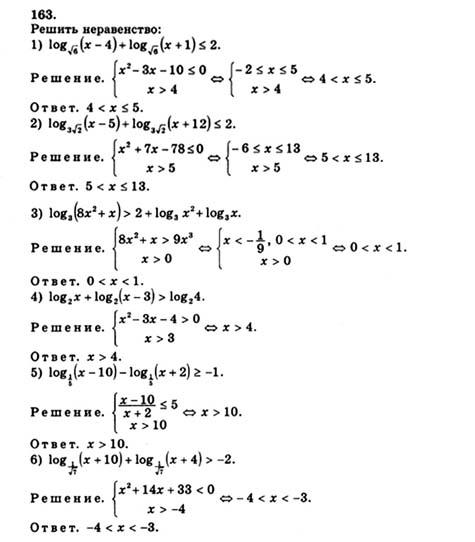 2006 алгебре 10-11 алимов по гдз колягин г