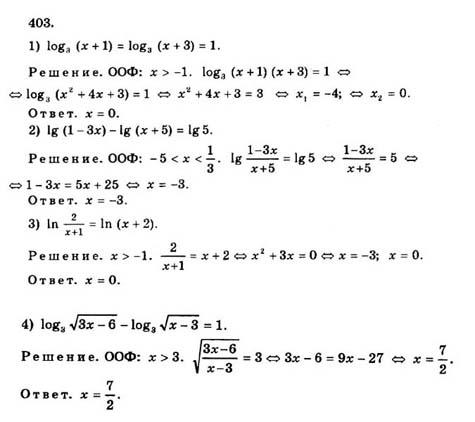 Алгебре 1999 год гдз класс по алимов 11