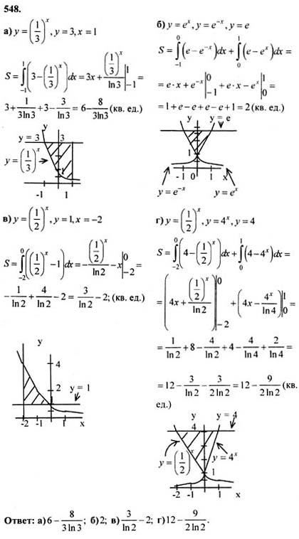 Гдз Математика 10-11 Класса
