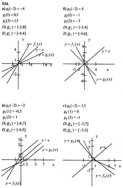 по класс колмогоров гдз математике 9-10