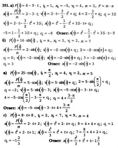 Гдз по алгебре и началам анализа 10-11 класс колмогоров а.н