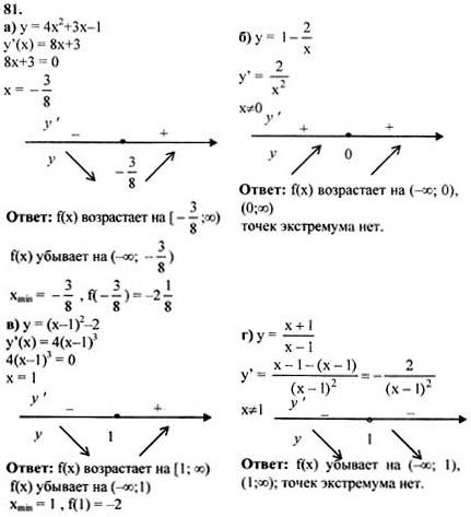 Геометрия алимов гдз 11