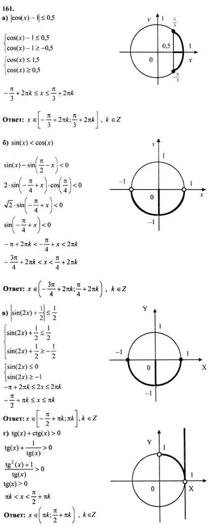 класс гдз 10 по колмогоров pdf алгебре