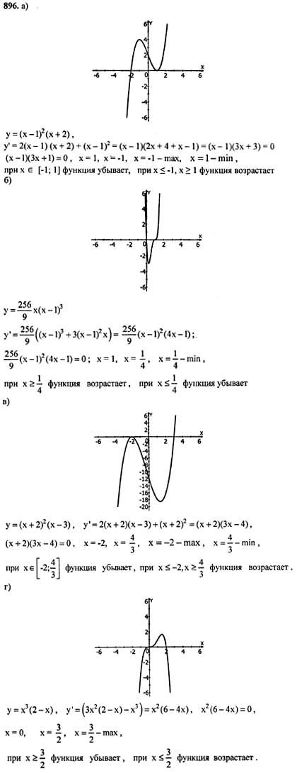 Гдз По Алгебре И Началам Анализа К Задачнику Мордковича 10-11