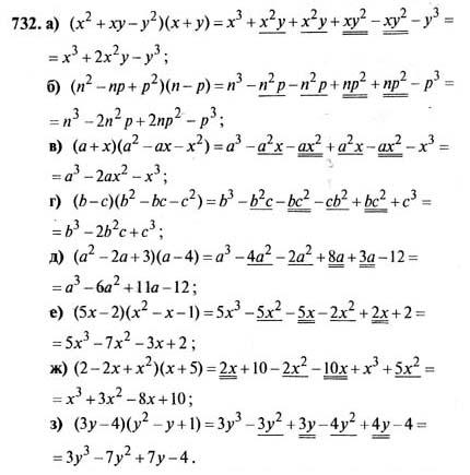 миндюк алгебра гдз год 7 класс 2001