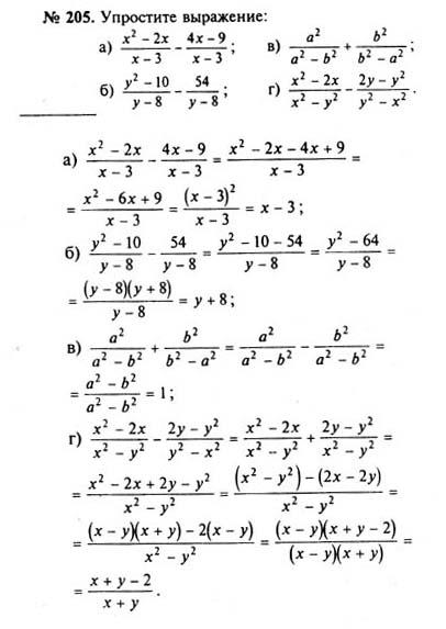 2019 гдз алгебра