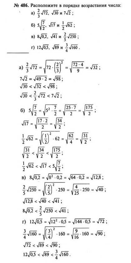 гдз по алгебре 7 класс макарычев 2018г