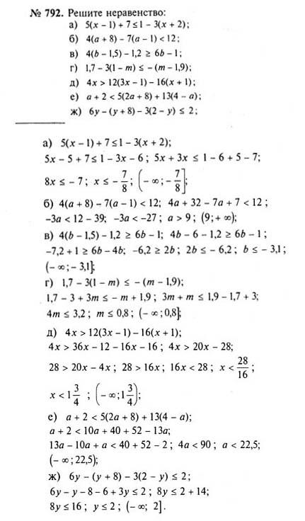 Гдз По Алгебре 7 Класс Алгебра Гитем