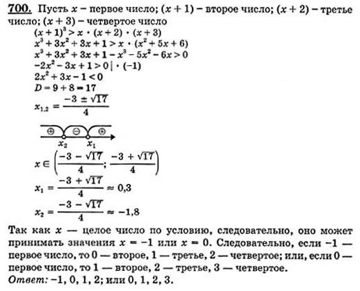Готовые домашние задания по алгебре 8 класс алимов колягин