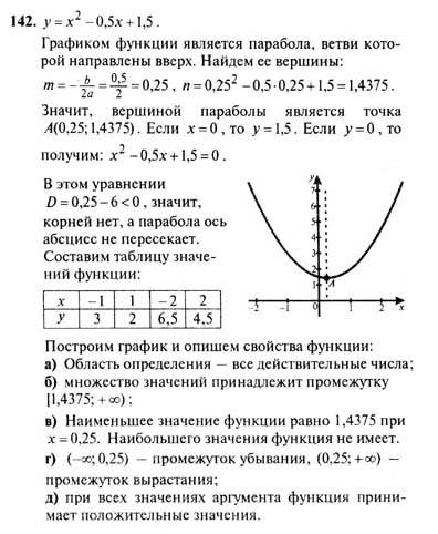 Гдз по математике 7 класс номер 142