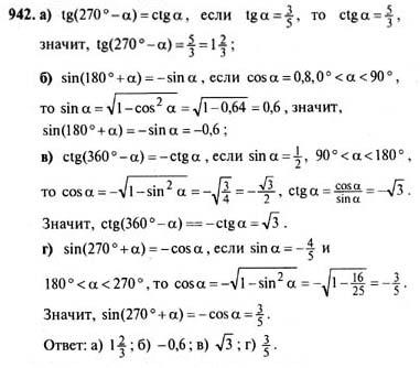 все алгебра макарычев 9 гдз задания класс