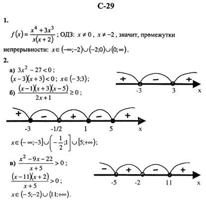 Гдз По Алгебре Бурда