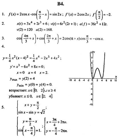 Гдз Дидактические По Алгебре 10-11 Класс
